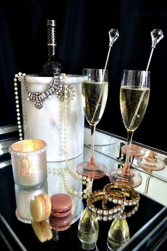 Sparkling Alternatives: Investing in Wine and Diamonds