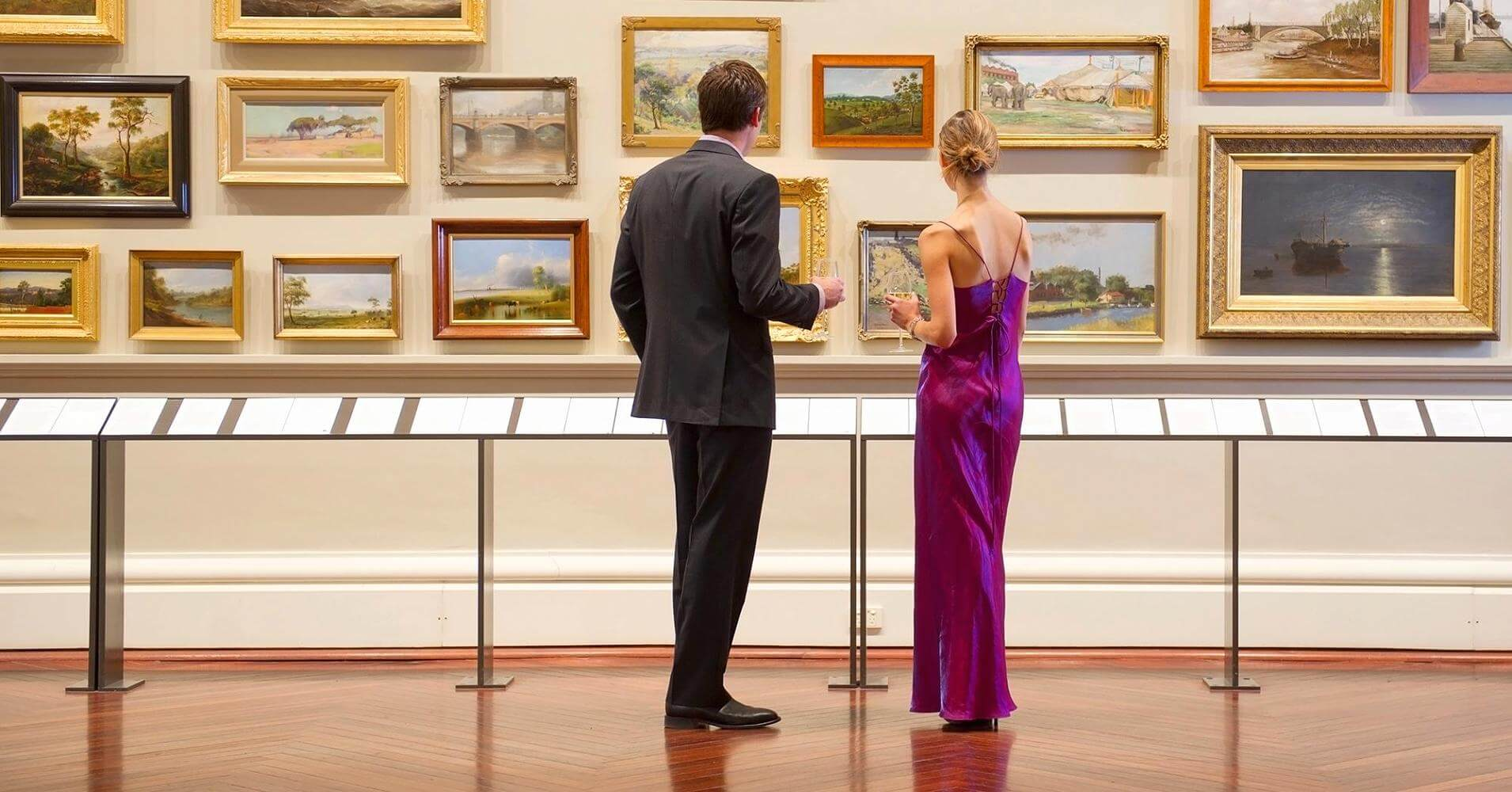 Behind the Scenes in the Fine Art Investment World